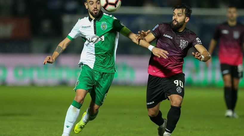 Sporting Feirense: Sporting Goleia O Feirense E Garante Presença Na Final