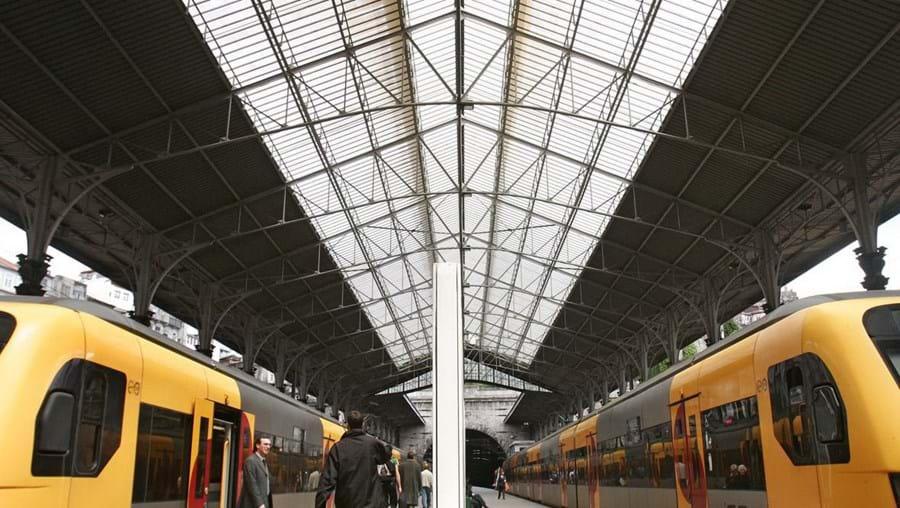 Comboios da CP