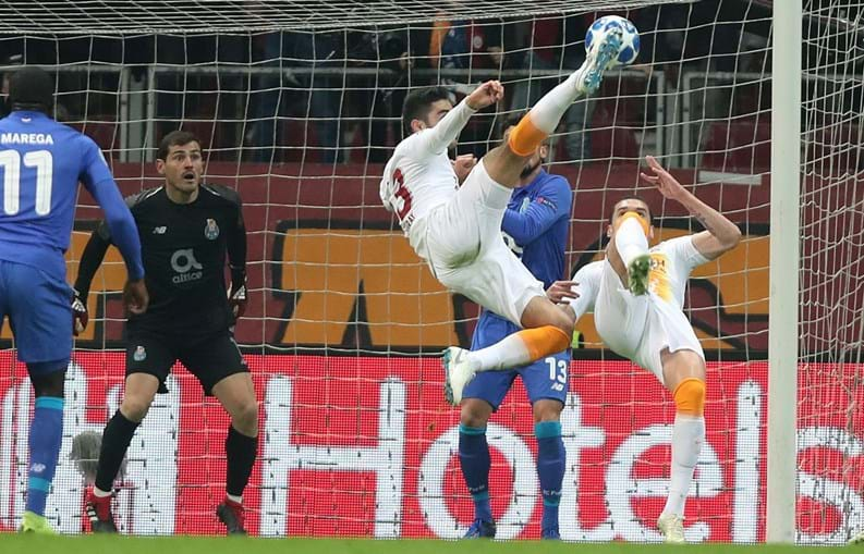FC Porto e Galatasaray