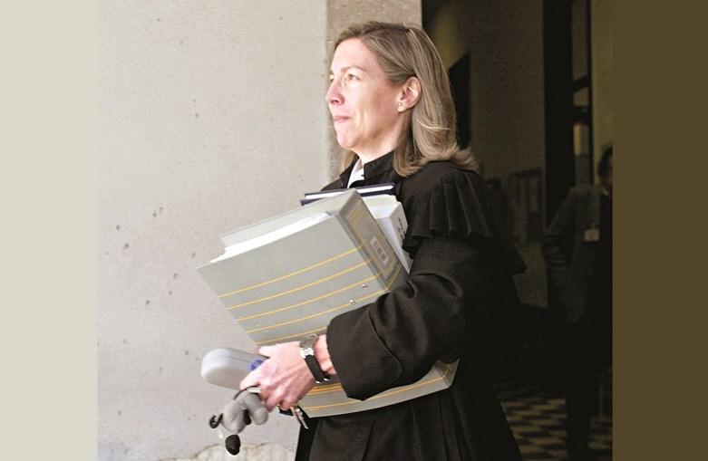 A juíza Ana Peres