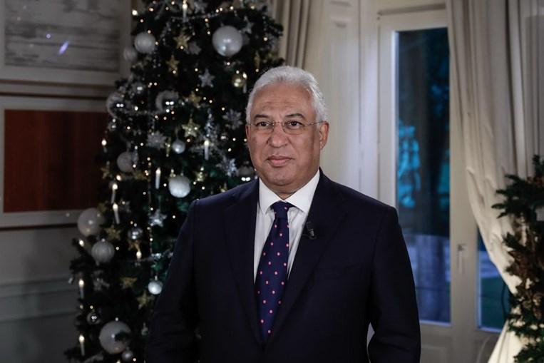 Mensagem de Natal de António Costa