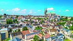 Vale de Loire tem mais de 600 castelos construídos pelos reis