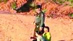 'Pobre pai que ainda conseguiu tocar nas mãos do Julen', confessou amigo próximo da família