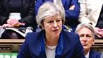 Parlamento britânico chumba acordo do Brexit