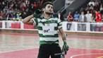 Sporting goleia Benfica na Luz e isola-se no terceiro lugar no nacional de hóquei
