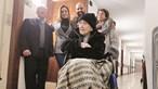 Mulher celebra centenário com família e amigos: 'Depois dos 100 é o que Deus quiser'