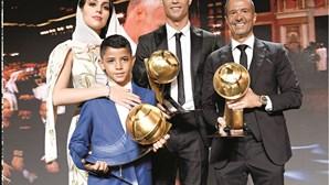 Ronaldo eleito melhor de 2018