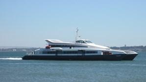 Barcos voltam a ser suprimidos entre o Seixal e Lisboa