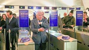 Expropriações para expansão do Metro de Lisboa vão custar entre seis e nove milhões