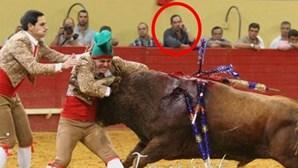 Inspeção confirma médico do INEM na tourada