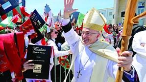 Bispo atribui inexistência de óbitos por coronavírus na Madeira a Nossa Senhora do Monte
