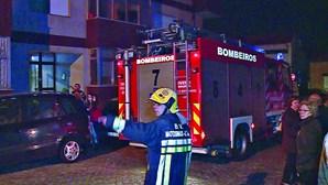 Três anos de pena suspensa para mulher que pegou fogo a casa onde vivia em Matosinhos