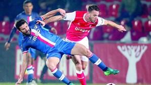 Wilson Eduardo mete o Braga nas meias-finais da Taça de Portugal