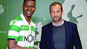 Sporting paga 4,3 milhões de euros por Doumbia