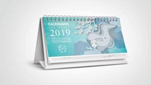 Calendário Solidário 2019
