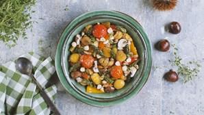 Castanhas e legumes: sabores autênticos para aquecer as refeições