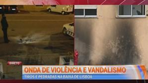 Onda de violência e vandalismo