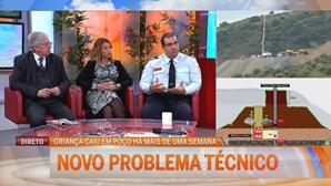 Novo problema técnico