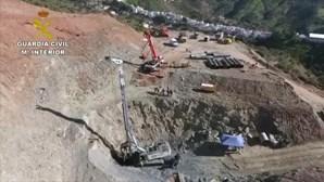 Dificuldade técnica força nova escavação para resgatar Julen