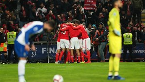 Diretor desportivo do FC Porto expulso após golo de Rafa