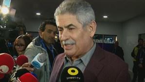 """Luís Filipe Vieira: """"Quando um árbitro não consegue distinguir um fora de jogo não pode apitar mais"""""""