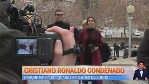 Cristiano Ronaldo condenado