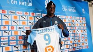 Mario Balotelli vai jogar no Marselha até final da época