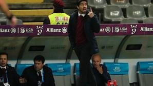 """Abel Ferreira indignado com árbitro do Sp. Braga - Sporting: """"Tirem o VAR, por favor"""""""