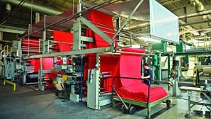 Têxteis de Famalicão exportam 474 milhões
