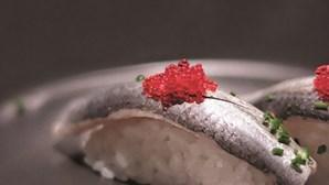 Unique Sushi Lab é um laboratório de experiências