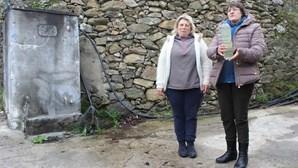 Povoações sem água canalizada em aldeias de Lamego