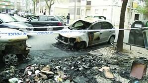 Vandalismo já destruiu mais de cinquenta contentores de lixo em Sintra