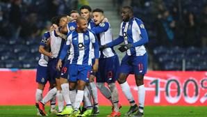FC Porto vence o Belenenses por 3-0 e segura liderança isolada do campeonato