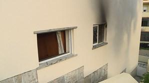 Militares da GNR entre os seis feridos em incêndio em Cascais