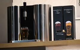 Conheça a nova máquina expresso para fazer cerveja com cápsulas
