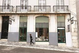 A Livraria Trindade, na rua do Alecrim, é uma das novas Lojas com História da cidade de Lisboa