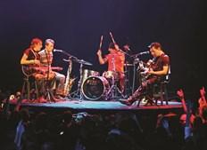 Xutos e Pontapés ainda com Zé Pedro em palco