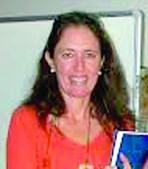 Cristina Gatões é licenciada em direito e tem 26 anos de carreira na investigação