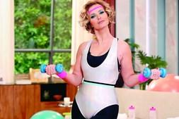 Cristina Ferreira mostra curvas nas manhãs da SIC