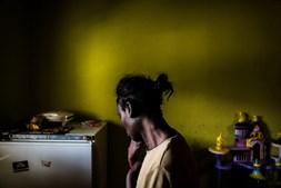 Moradores do Bairro do Jamaica, no Seixal, esperam por realojamento há muitos anos