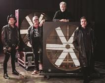 Xutos & Pontapés lançam o primeiro disco do grupo enquanto quarteto