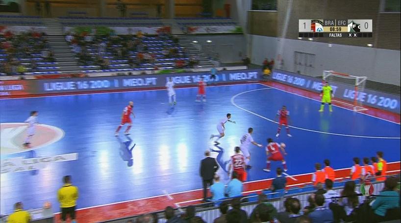 Sporting de Braga goleia Elétrico e passa à final da Taça da Liga de futsal 28689e1e8ebff