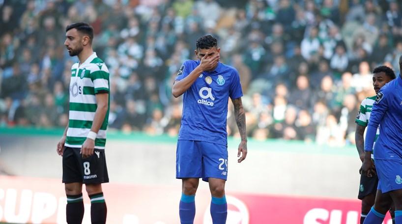 Sporting e FC Porto em duelo sem brilho e de risco zero - Futebol ... c7a2e3a4d97cd