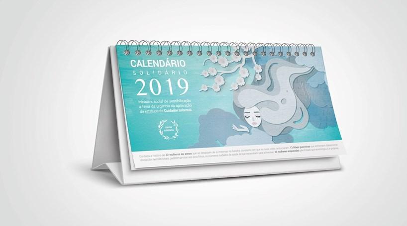 ad05076318f Calendário Solidário 2019 - comunicados imprensa - Correio da Manhã