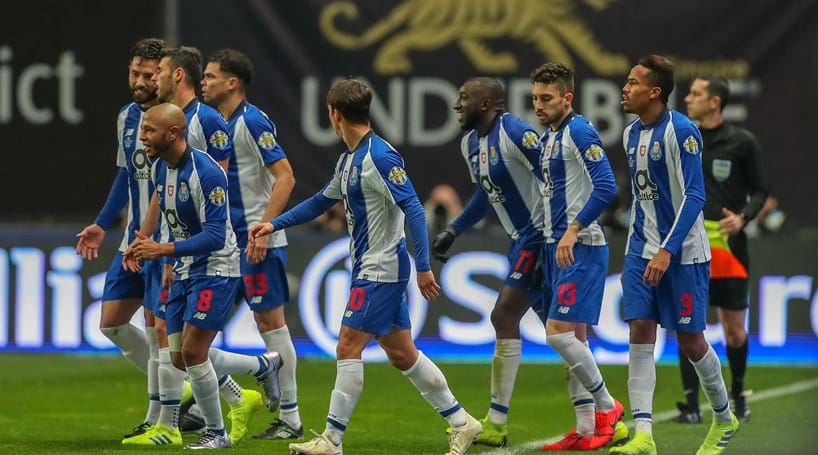 d48b2f9610 FC Porto na final da Taça da Liga com polémica - Desporto - Correio ...