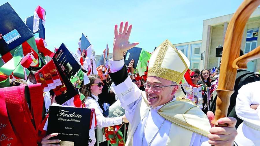 O bispo D. Nuno Brás