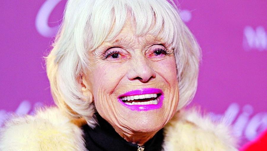 Carol Channing tinha 97 anos