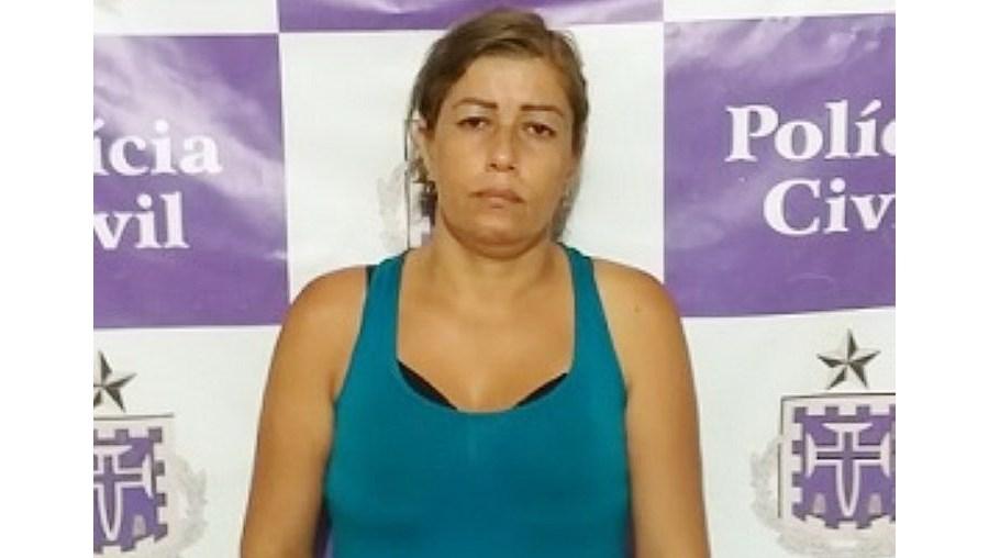 Maria Roque da Rocha foi detida no Brasil por vender o próprio filho