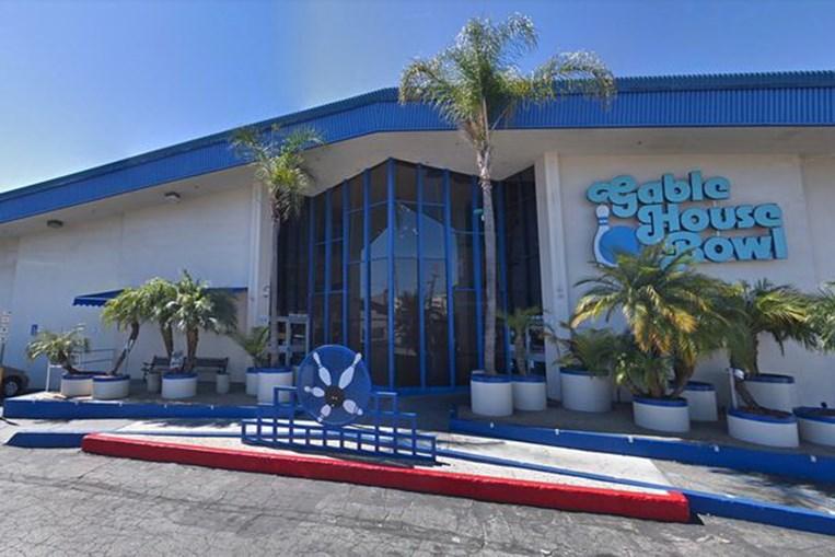 salão de jogos Los Angeles
