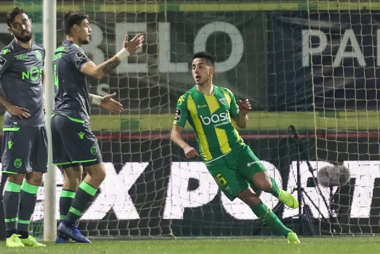 Sporting e Tondela